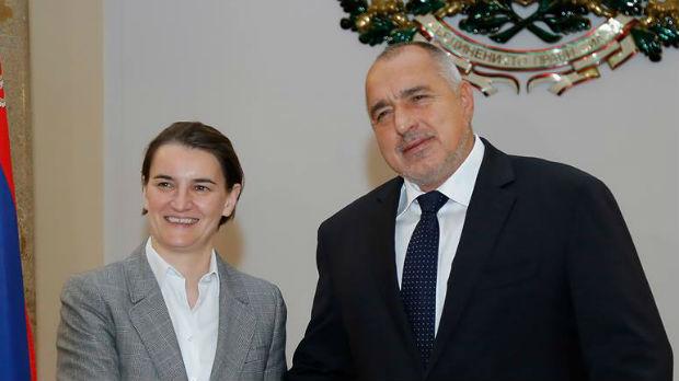 Brnabićeva sa Borisovom: Bez stabilnosti u regionu nema napretka ka EU