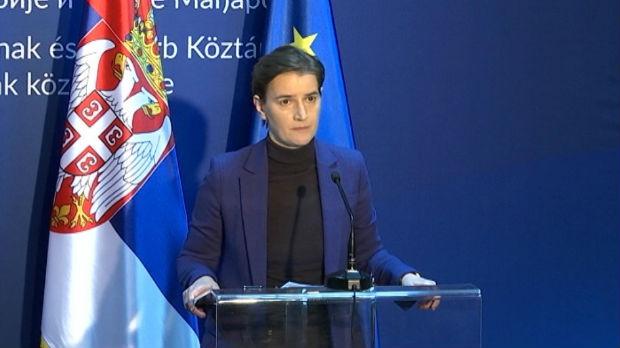 Brnabićeva sa Orbanom: Uskoro početak radova na izgradnji Turskog toka