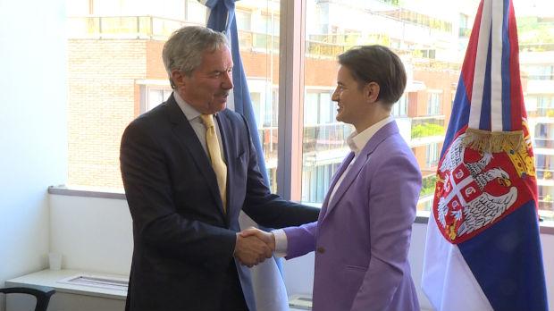 Brnabićeva sa Solom: Argentina neće menjati stav o nepriznavanju Kosova