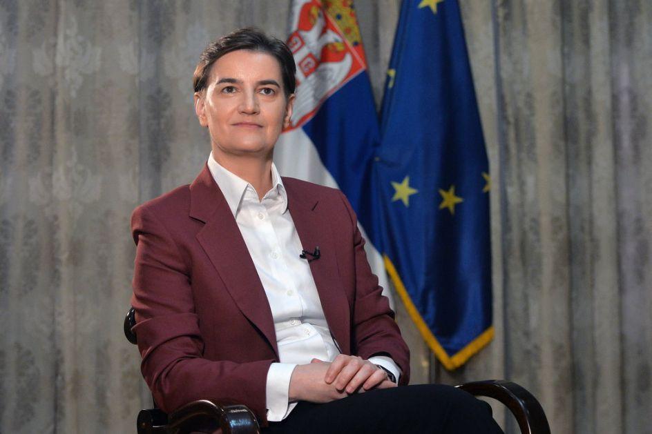 Brnabić: Balkan u EU znači mir i prosperitet za sve