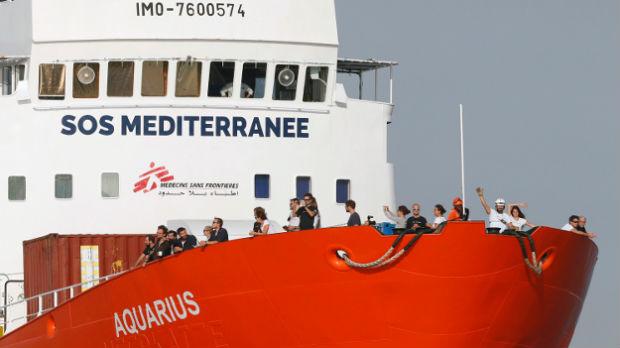 Brod Akvarijus više neće spasavati migranate