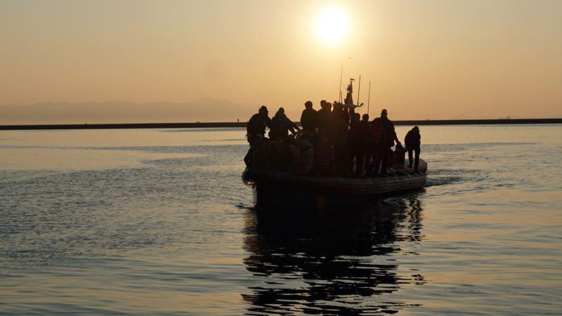 Brod sa 50 migranata potonuo na Sredozemnom moru