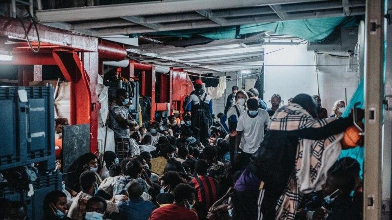 Brod spasao blizu 200 migranata u blizini Libije