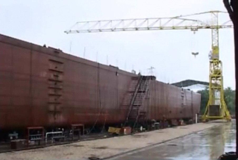 Gradnja novih brodova u Bačkom Monoštoru skoro stala, nedostaju majstori
