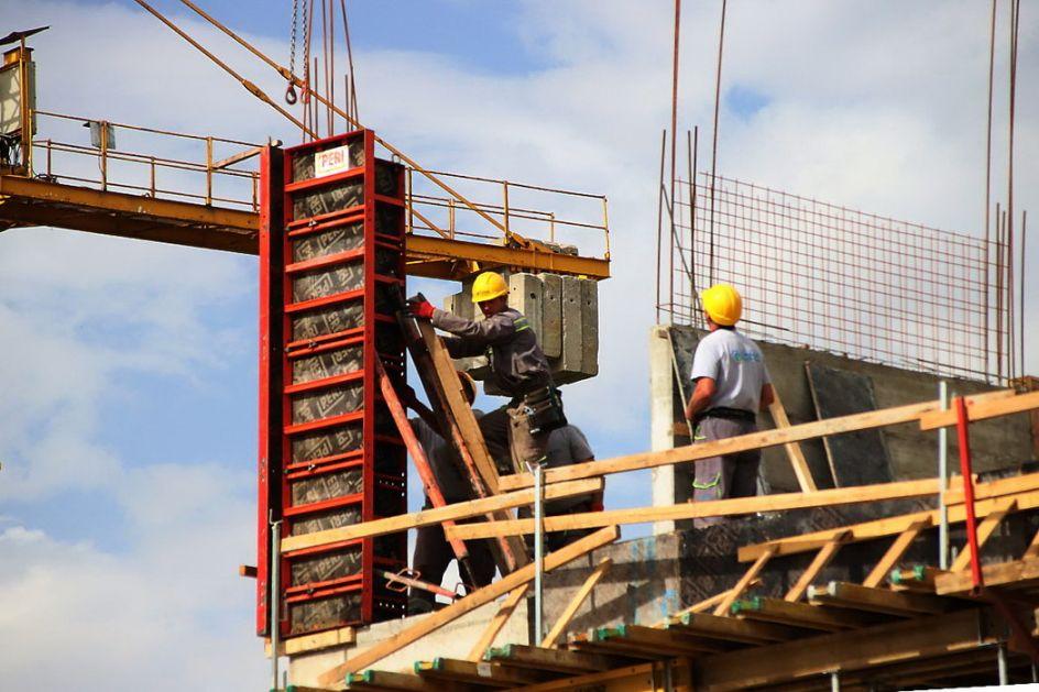 Broj građevinskih dozvola porastao za petinu