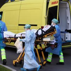 Broj obolelih u Italiji PONOVO NAGLO SKOČIO: Za jedan dan u Lombardiji 2.500 ZARAŽENIH