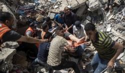 Broj poginulih u izraelskom napadu na tri zgrade u Gazi povećao se na 33