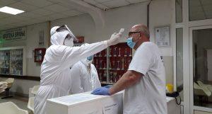Broj pregledanih pacijenata u kovid ambulanti u Vranju za 50 odsto veći