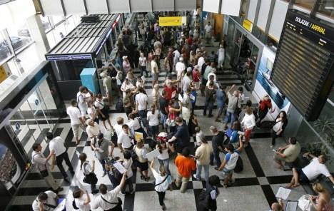 Broj putnika u hrvatskim zračnim lukama porastao 8,8%