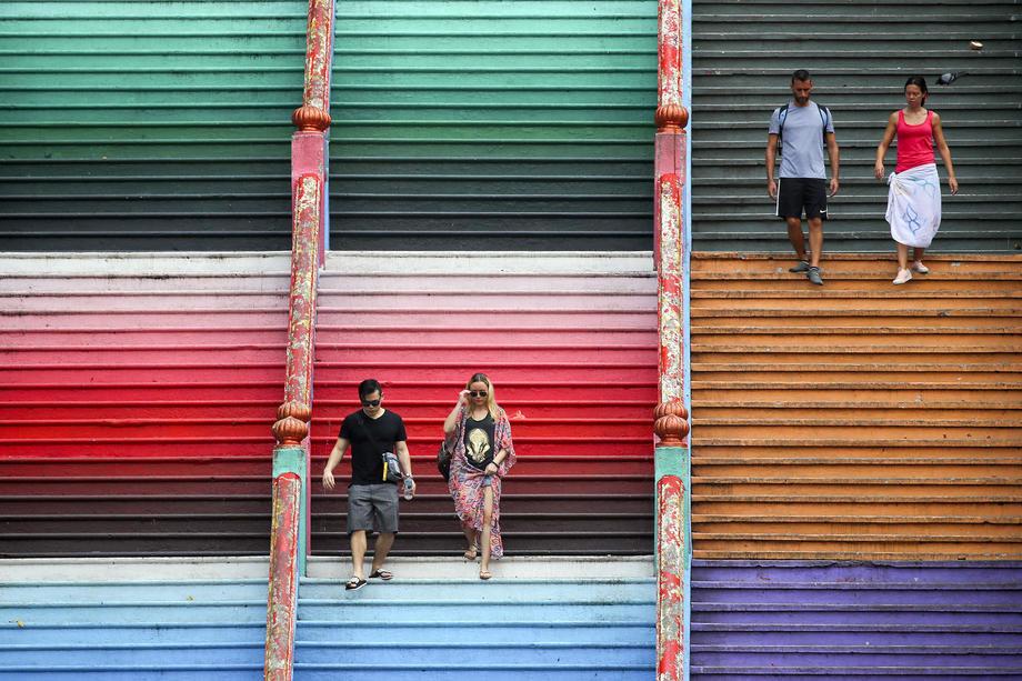 Broj stranih turista u svetu pašće za 20 do 30 odsto