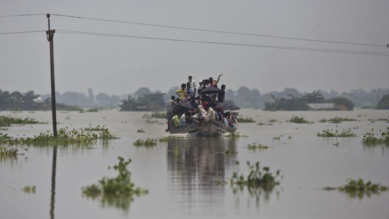 Broj žrtava Monsuna u južnoj Aziji porastao na 152