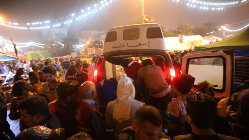 Broj žrtava napada u Bagdadu povećan na 24