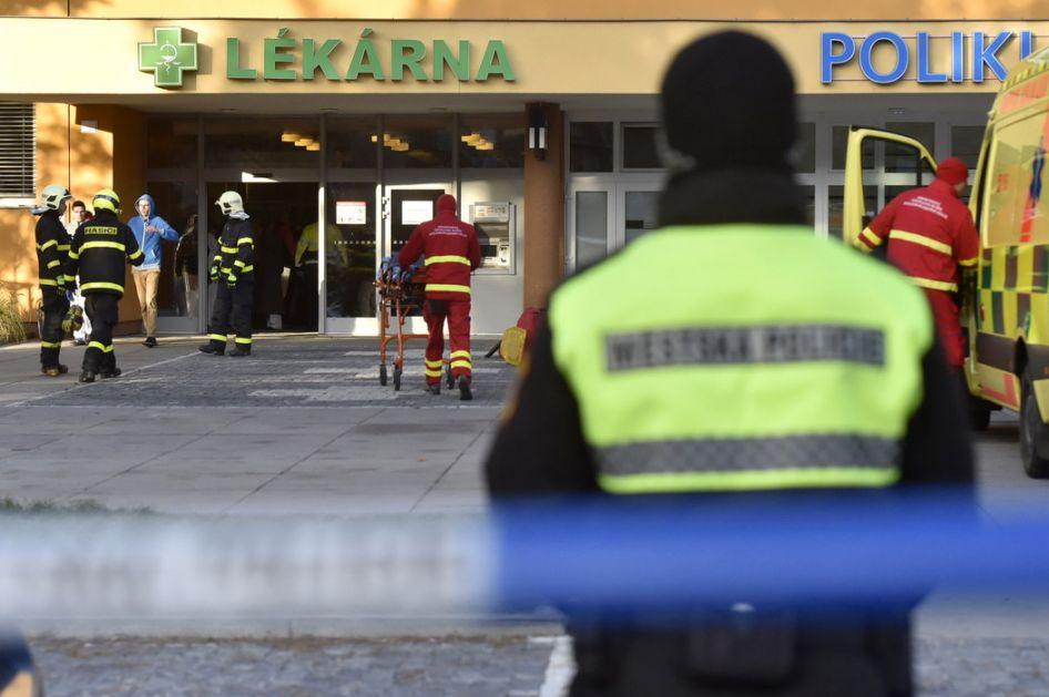 Broj žrtava u pucnjavi u Češkoj popeo se na sedam