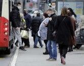 Brojevi padaju: Beograd i dalje vodeći