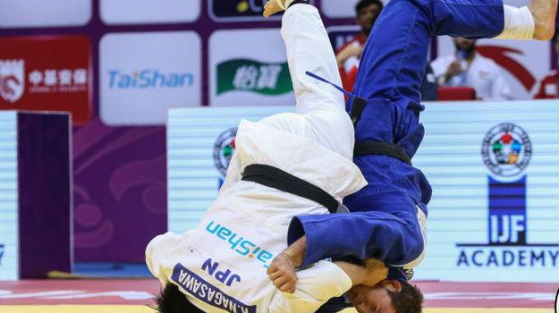 Bronza za džudistu Majdova u Kini, Kukolj zaustavljen pre četvrtfinala