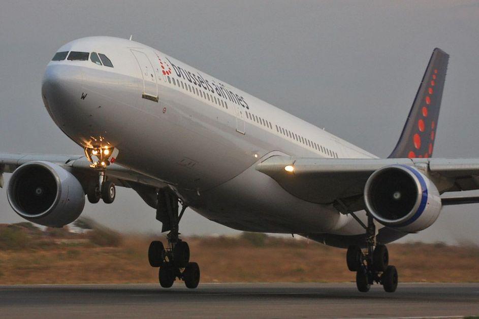 Brussels Airlines otpušta 1.000 radnika
