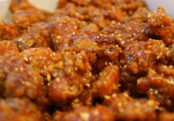 Brzi ručak! Piletina u susamu i senfu! (RECEPT)