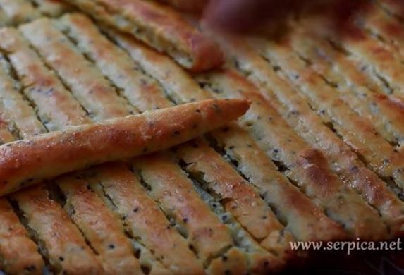 Brzo pecivo sa sirom! Mogu se praviti pogačice, perece, štapići! (VIDEO)