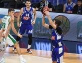 Budućnost pobedila, za četvrtfinale protiv Cedevita Olimpije u Podgorici