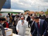 Bugari donirali zaštitnu opremu medicinskim ustanovama na jugu