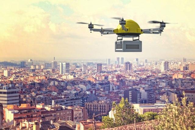 Bugari u Hrvatsku dovode prvu mrežu teretnih dronova na svetu