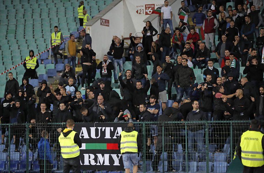 Bugari uhapsili četiri navijača zbog rasizma
