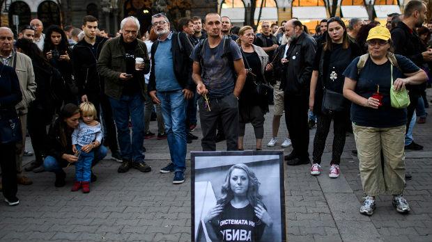 Bugarska, hapšenje u vezi sa ubistvom novinarke Marinove