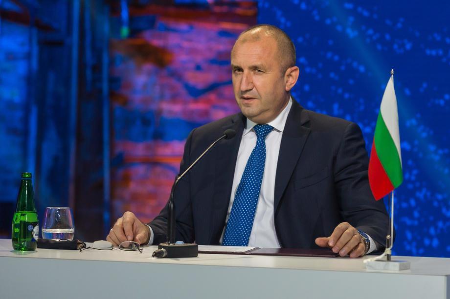 Bugarski predsednik Radev nema korona virus