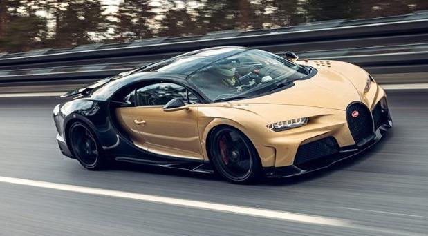 Bugatti testirao Chirona sve do 440 km/h
