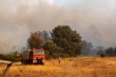 Buknuo veliki požar i kod Šibenika