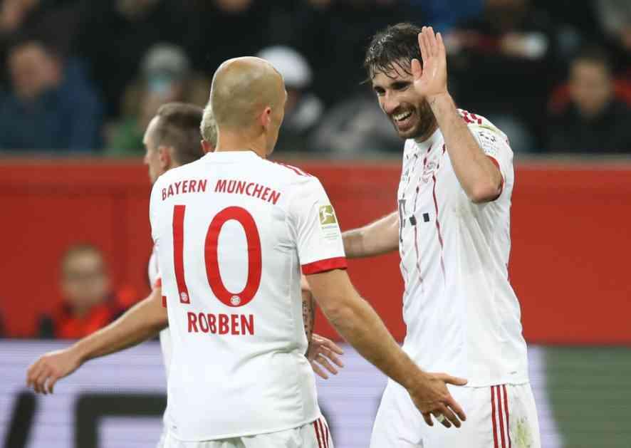 Bundes se vratio, Bajern nastavio gde je stao