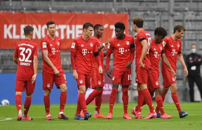 Bundesliga - Bajern silan, Srbi promašivali, Hintereger pogađao na sve strane! (video)