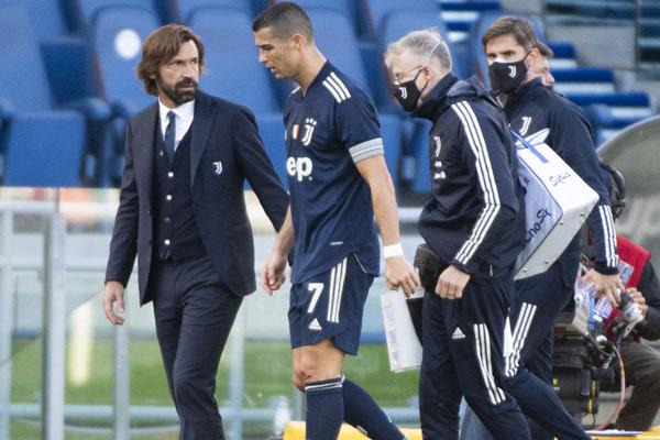Bura u najavi, Ronaldo sam bira kada igra, Pirlo nemoćan?!