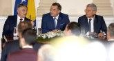 Burno u Sarajevu: Komšić napustio sastanak; Ako može Kosovo, što ne i Republika Srpska