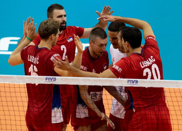 Burno u drugom polufinalu, oni su poslednja prepreka Srbiji do medalje!