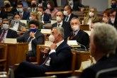 Burno u parlamentu CG: DPS oštro odgovorio Abazoviću