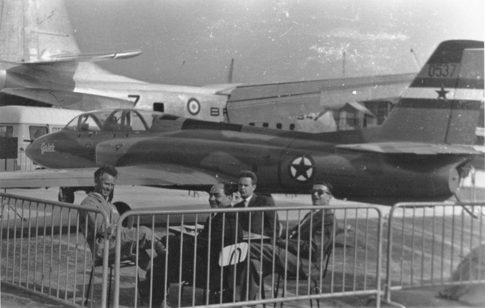 Burže: Istorijat učešća aviona jugoslovenske proizvodnje na najvećem svetskom sajmu avijacije