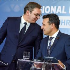 ČAK 38 ODSTO GRAĐANA SRBIJU SMATRA ZA NAJVEĆEG PRIJATELJA! Vučić pomogao Makedoniji kada im je bilo najteže