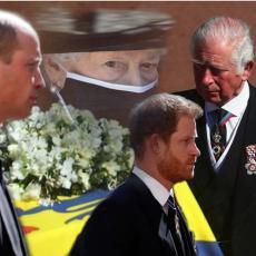 ČARLS I VILIJAM U VELIKOM PROBLEMU: Kruna im klizi iz ruku, kraljica Elizabeta se okreće svom drugom sinu Endruu