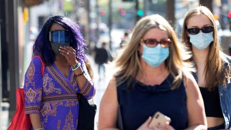 CDC preporučuje maske i za vakcinisane osobe
