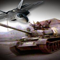 ĆEBAD VARALA NATO AVIJACIJU: Ovo su varke naše vojske kojom su srpski tenkovi postali NEVIDLJIVI!