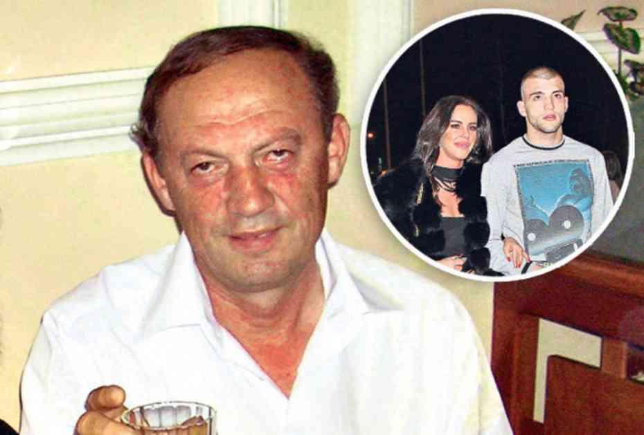 CECIN OTAC PREKO KURIRA MOLI UNUKA: Veljko, ženi se dok sam živ! Ražnatović: Bogdanu volim više od života!