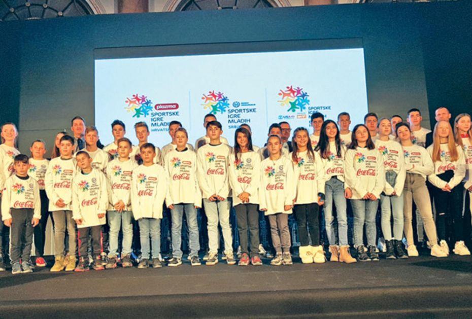 ČEFERIN NOVI AMBASADOR VELELEPNE MANIFESTACIJE: Hej, JUGOSLOVENI, predsednik UEFA u timu Sportskih igara mladih