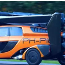 CENA PRAVA SITNICA: Počinje proizvodnja letećih automobila, rasprodato prvih 70 komada (VIDEO)