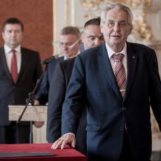 ČEŠKA KORAK BLIŽE POVLAČENJU PRIZNANJA? Zeman razgovarao sa premijerom o Kosovu!