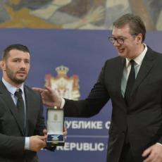 ČESTITKE STIŽU SA SVIH STRANA: Štefanek uputio Vučiću rođendansku poruku