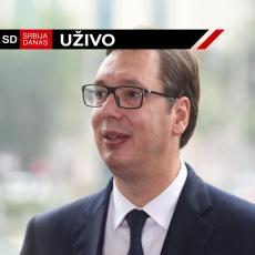 Vučić u Kraljevu: Ovo što radimo je za ljude i budućnost