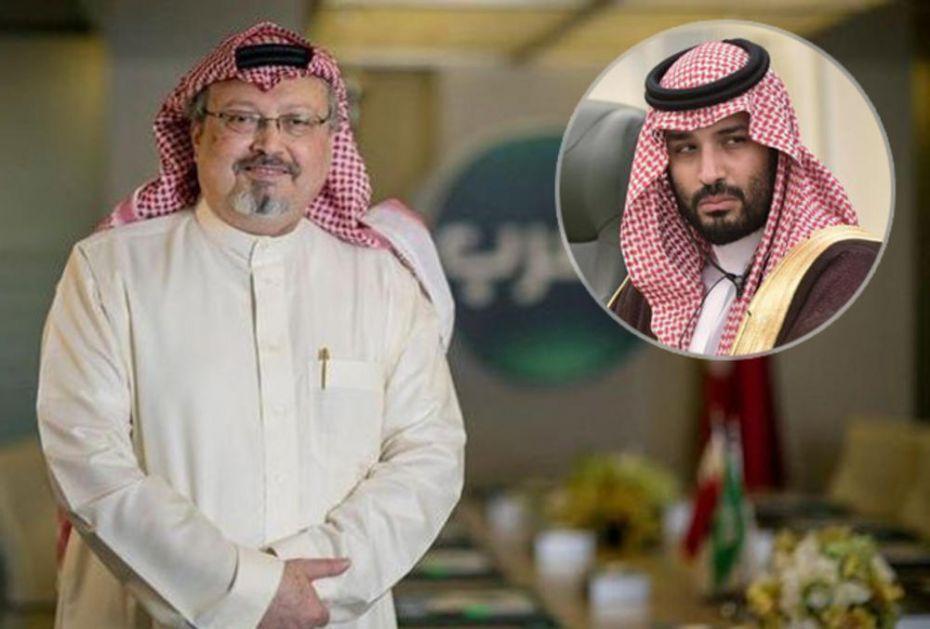 CIA SKINULA OZNAKU TAJNOSTI SA POVERLJIVIH IZVEŠTAJA: Saudijski princ naredio ubistvo novinara Kašogija!