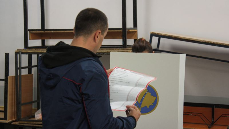 CIK Kosovo: Moguće objavljivanje rezultata 7. novembra