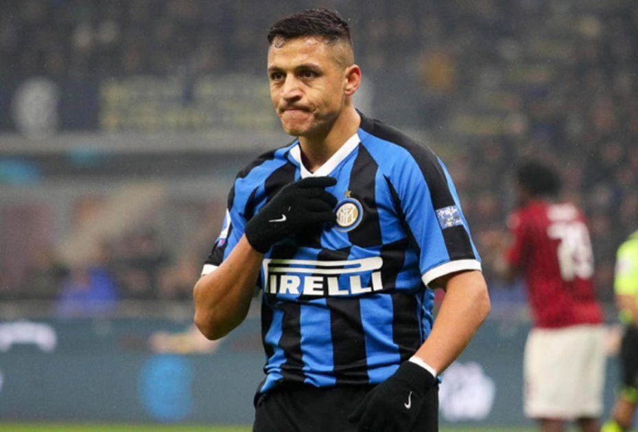 ČILEANAC OSTAJE U MILANU: Inter otkupio ugovor Sančez a od Junajteda